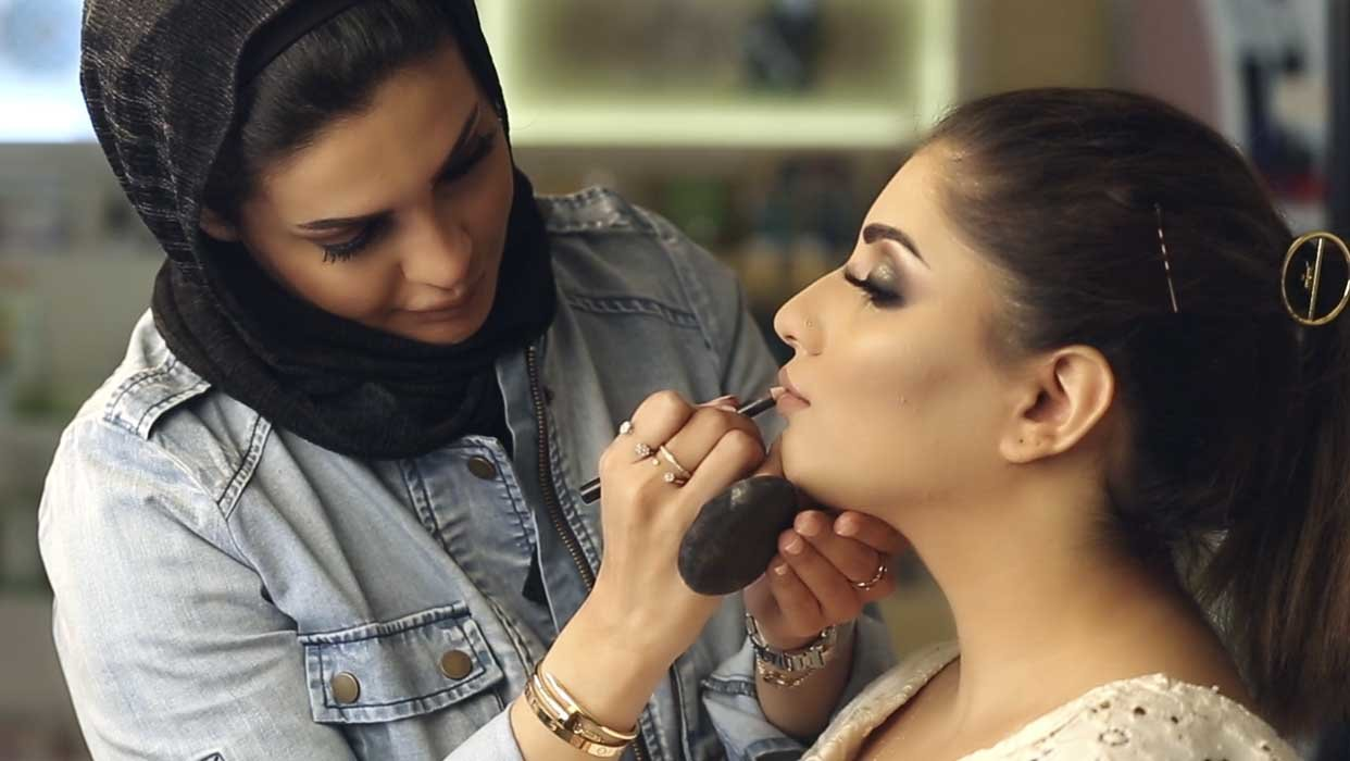 Makeup Tutorial by Ashwaq Al Enezi