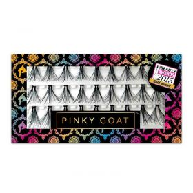 Pinky Goat Flare Glam Pack individual Lashes