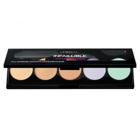 L'Oreal Infallible Total Cover Concealer & Corrector Palette