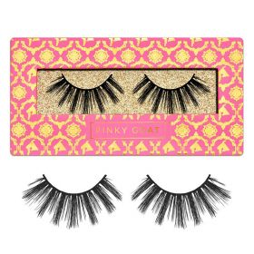 Pinky Goat 3D Silk Lashes - Maysam