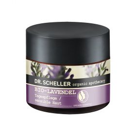 Dr.Scheller - Organic Lavender Day Care cream - Sensitive Skin -50 ml