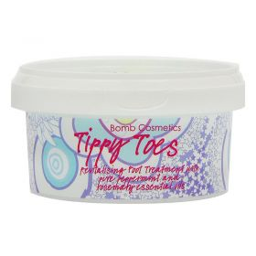 Bomb Cosmetics Tippy Toes Foot Lotion Treatment