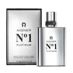 Aigner N 1 Platinum Eau De Toilette 100 ml - Men