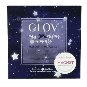 Glov Set My Sparkling Moments (On the go + Magnet Cleanser)