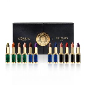 Color Riche Balmain Coffret (x12)By Loreal