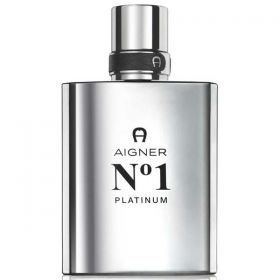 Aigner Platinum Eau De Toilette 50 ml - N 1 - Men