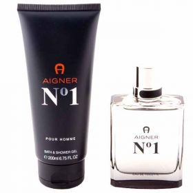 Aigner (Eau De Toilette 100 ml + Shower gel) - Men