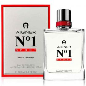Aigner Sport Eau De Toilette 100 ml - N 1 - Men