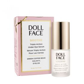 Doll Face Soothe Undereye Puffiness Serum | All Skin Types