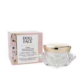 Dol Face l 5-In-1 Sweet Rose Cleansing Cold Cream | All Skin Types