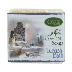 Olivos - Herbs & Fruits Series With Turkish Bath Soap - 126 gm
