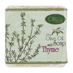 Olivos - Herbs & Fruits Series With Tyme Soap - 126 gm