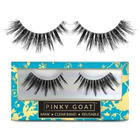 Pinky Goat - 3D Mink Collection Lashes - Riham