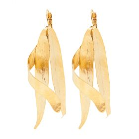 Arium Collection - Willow Gold Earrings
