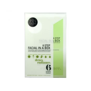Skin Forum - Detox + Radiance Facial in a Box - (6 Step)