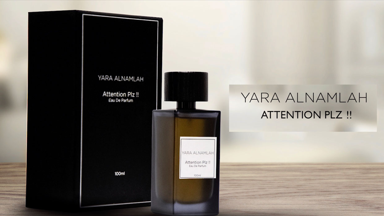 Attention Please Eau De Parfum - 100ml by Yara Al Namlah
