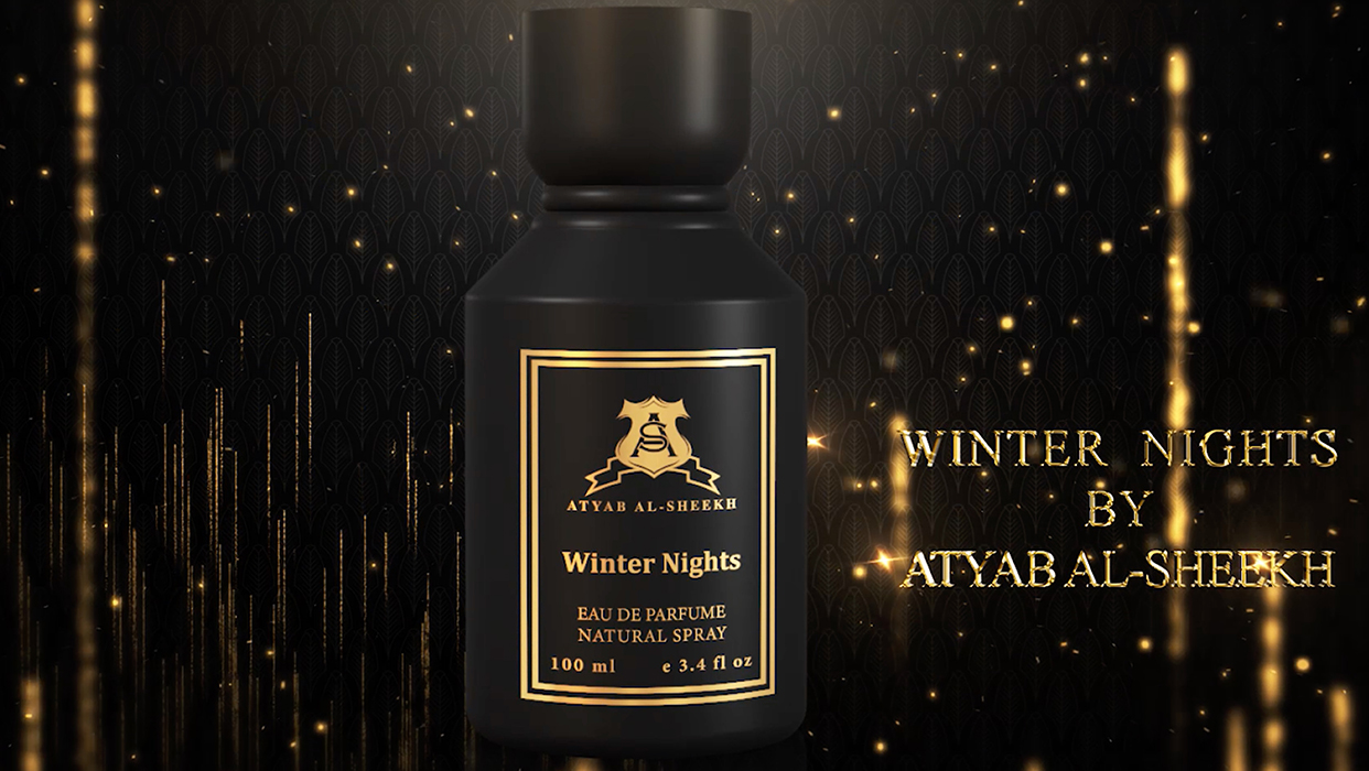 Winter Nights Eau de Parfum By Atab Alsheekh