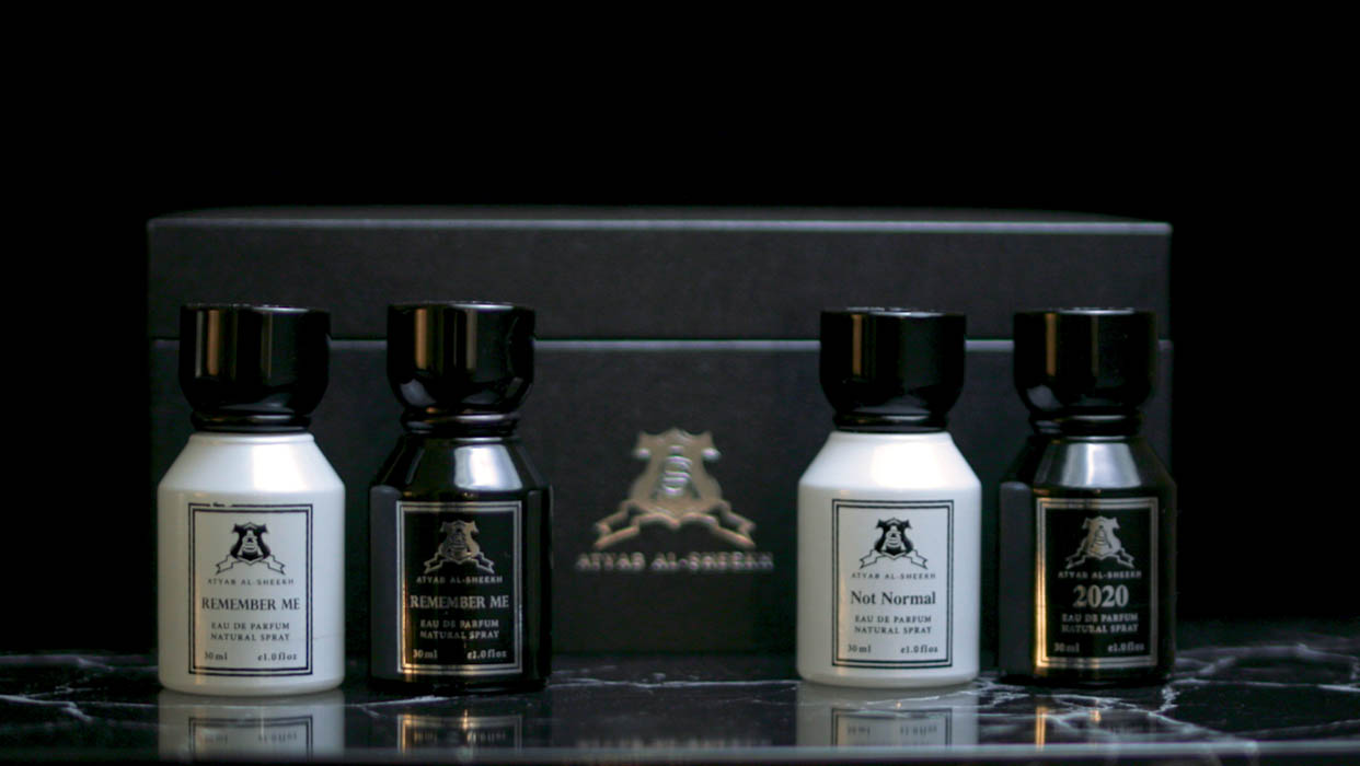 Not Normal Mini Perfume Collection by Atyab Alsheekh