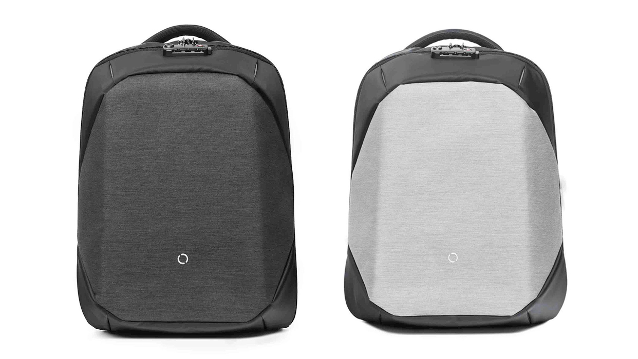 ClickPack Anti Theft Backpack