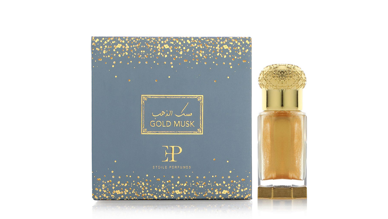 Gold Musk by Etoile Perfumes