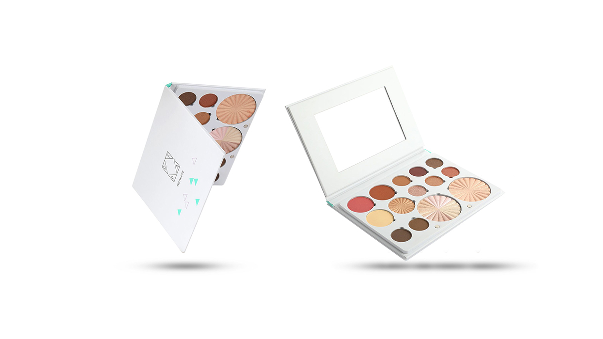 AHood Coverage on Soul Makeup Palette by Ofra