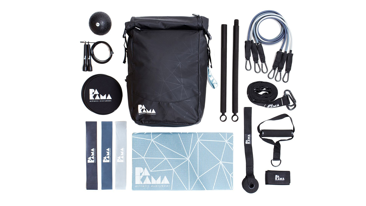 CrossFit Bag + Free Accessories & App
