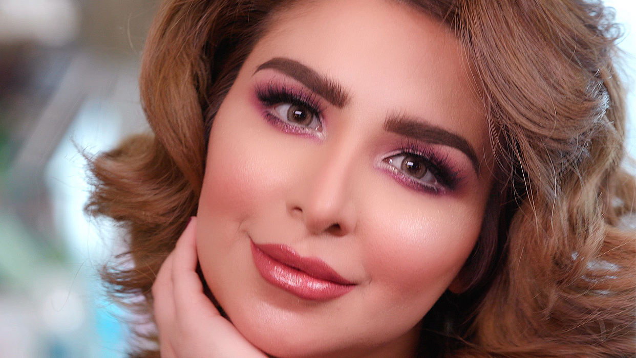 Makeup Tutorial By Dalal Al Arbash On 7ala.Nora