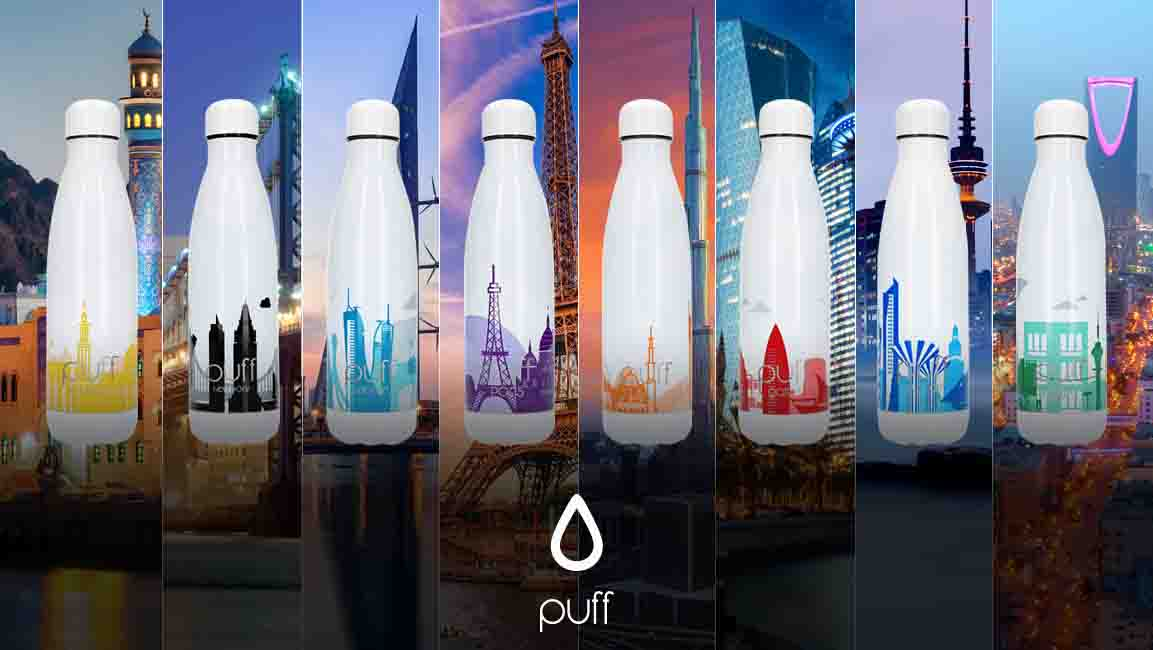 New Puff Cities Collection 1