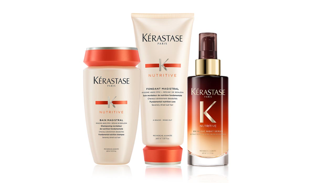Kerastase Hair Treatment Tutorial by Reena Buhasan and Shoug Alhadi