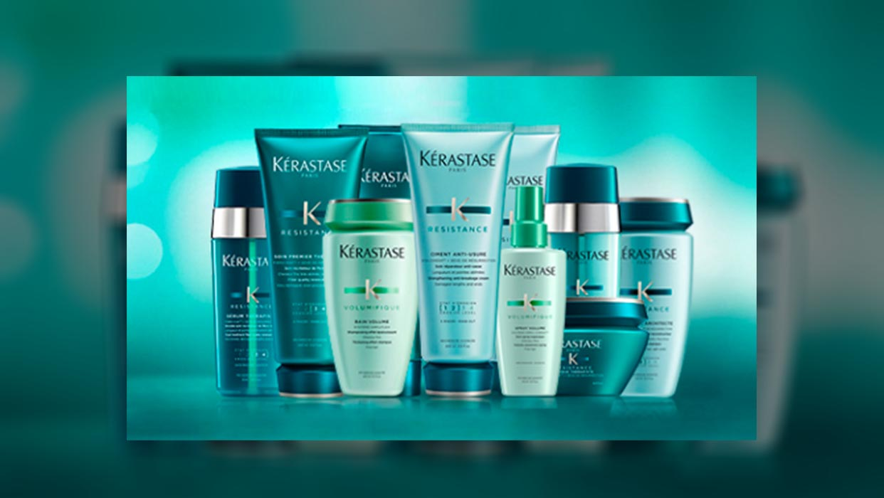 Hair Treatment Tutorial by Kerastase & Reena Buhasan