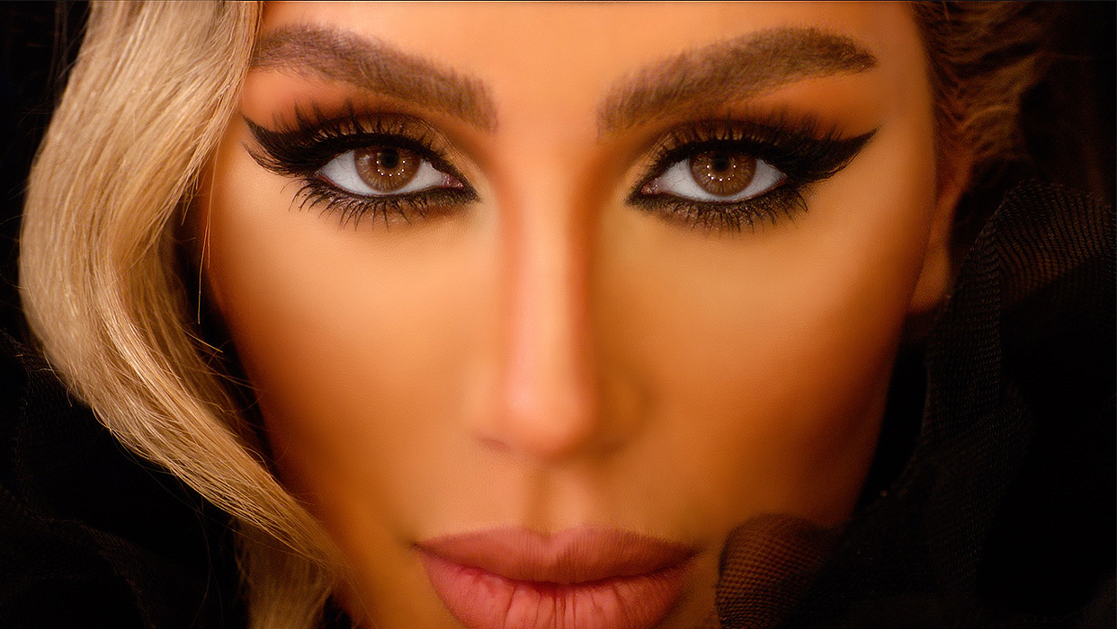 One Blink Can Speak A Thousand words Amara X Maya Diab