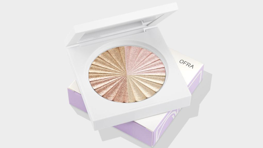 Yara Alnamlah Coverage On Ofra Highlighter