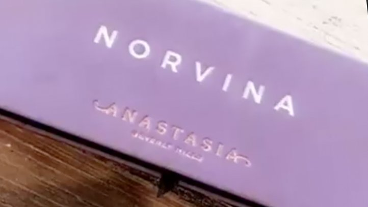 Boutiqaat celebrities coverage for norvina palette