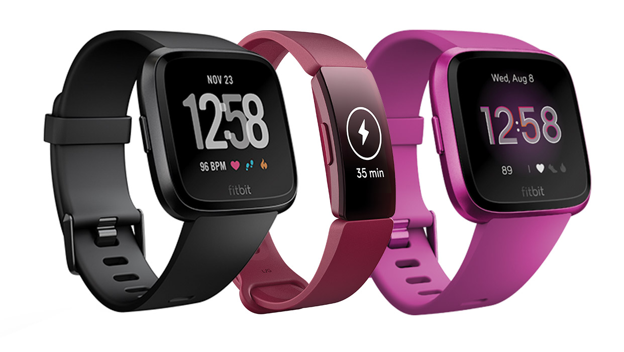 Fitbit New Collection