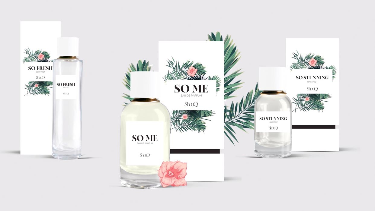 Shouq Perfumes Collection