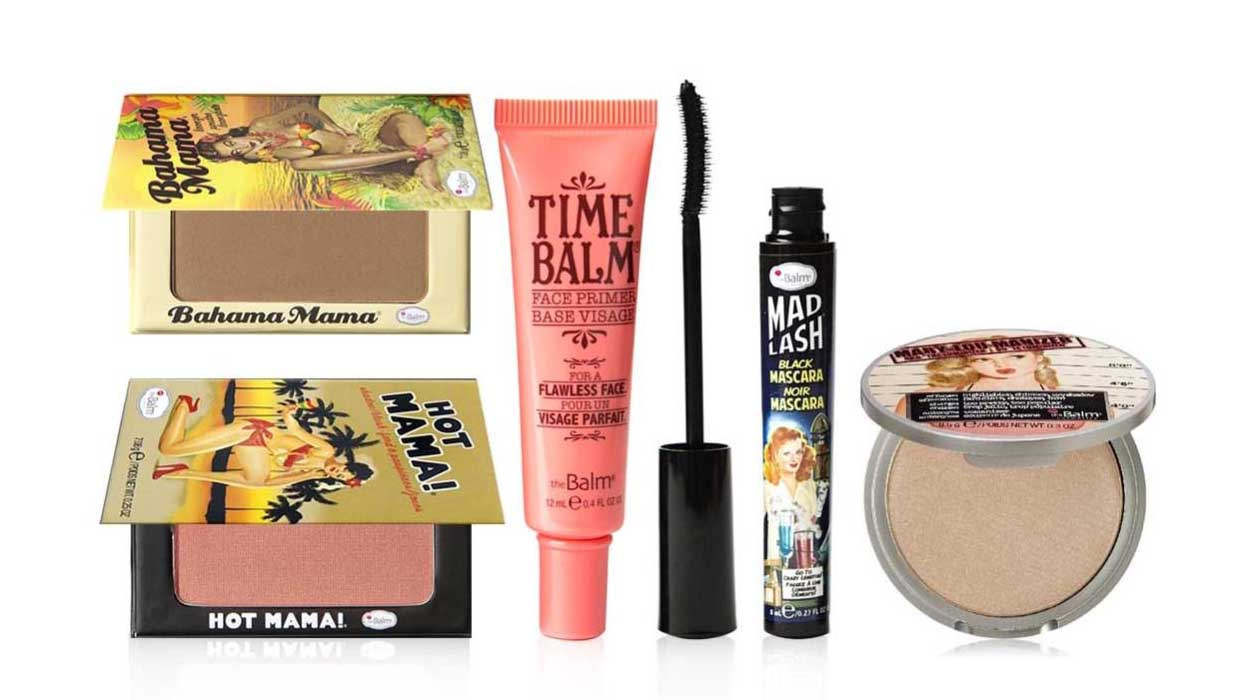 Travel Size Products from the Balm