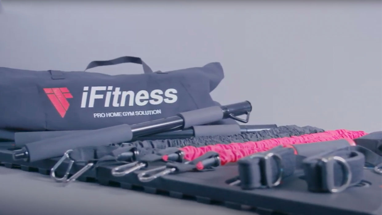 Home Gym Set by iFitness