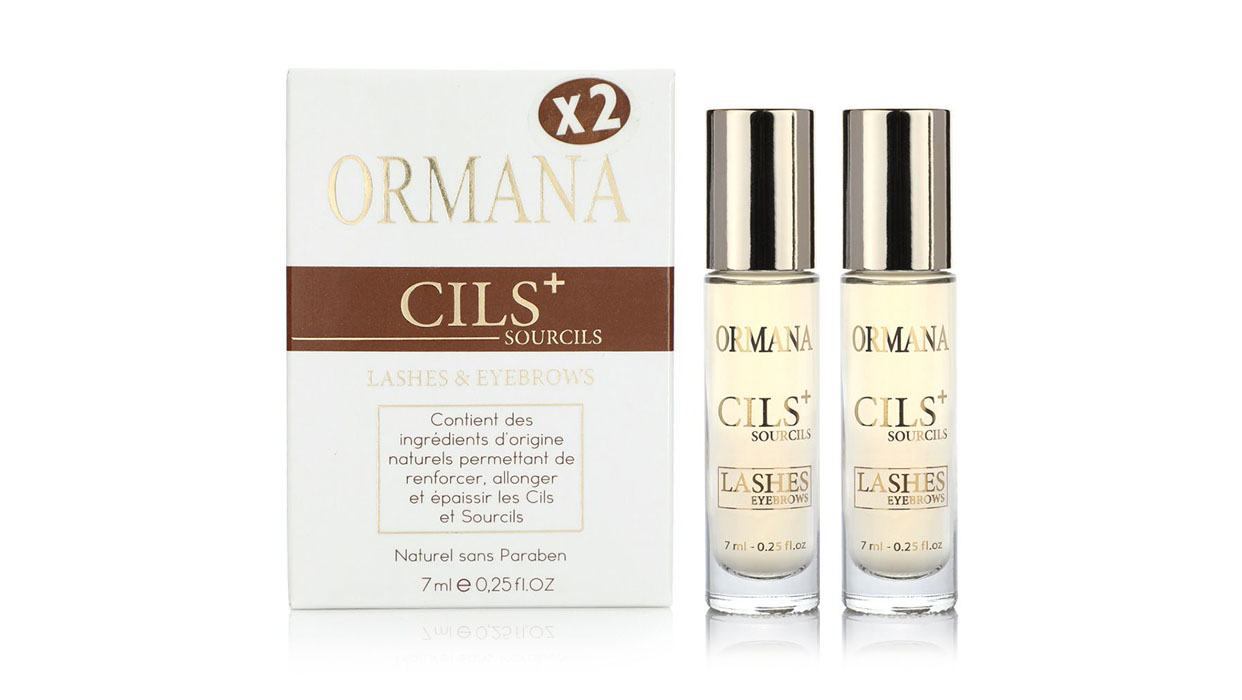CILS+ Lashes & Eyebrow Gel by Ormana