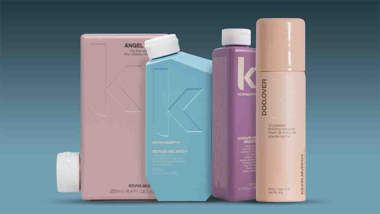 Hair Tutorial By Kevin Murphy With Aline Watfa