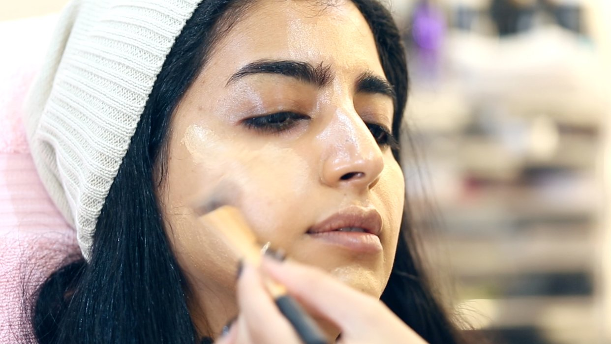Makeup Tutorial by Alaa Al Habib on Beeba