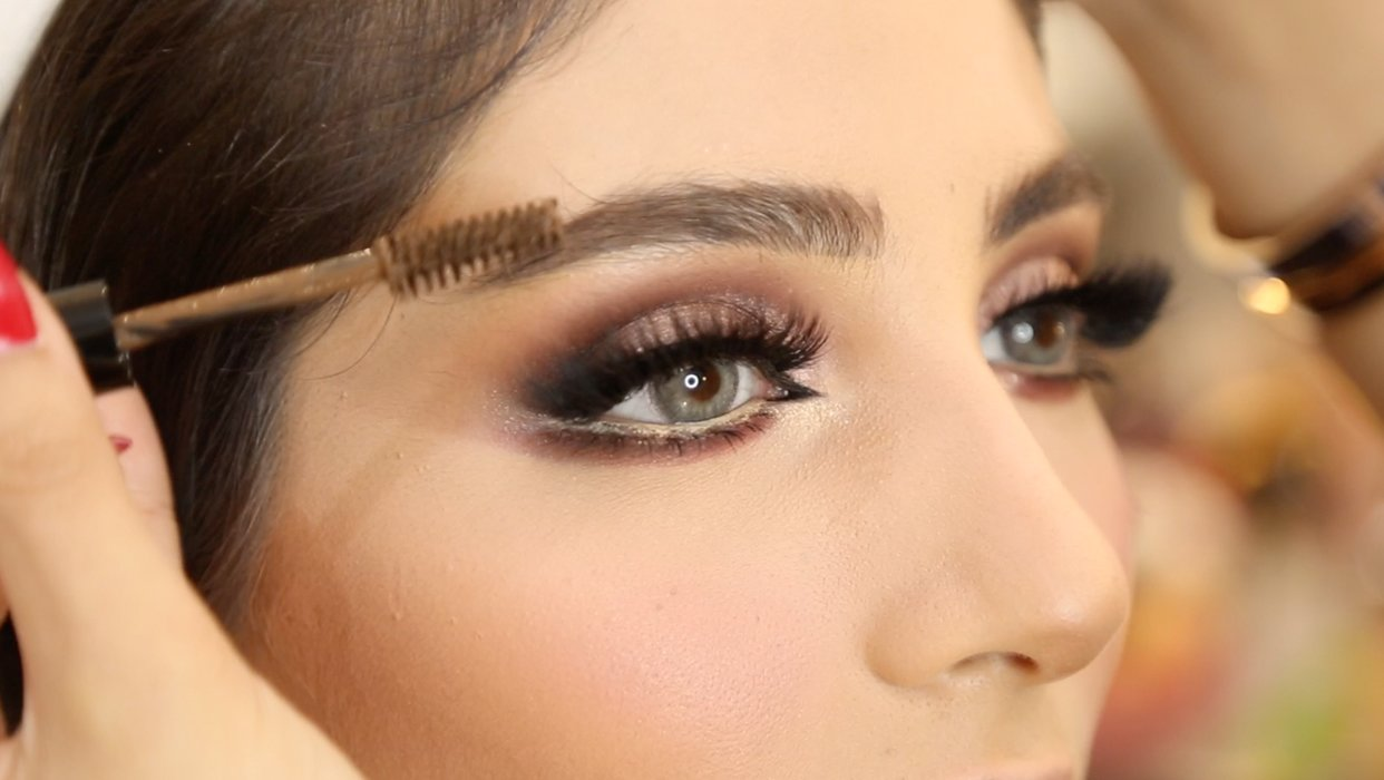 Makeup Tutorial by Alaa Al Habib (Bride's Look)