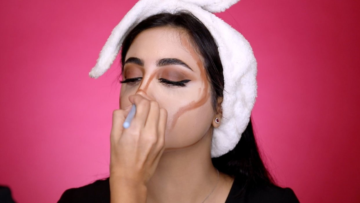 Makeup Tutorial by Lujain Qaffas