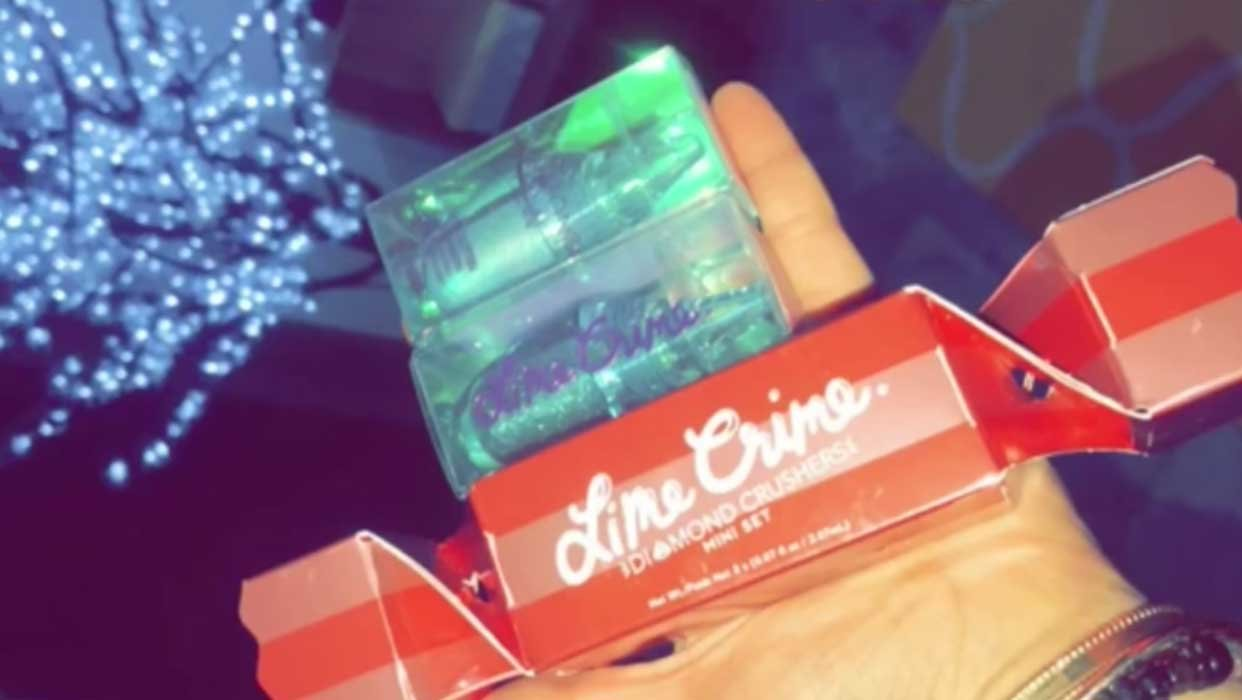 Lime Crime Coverage by Ghadeer Sultan