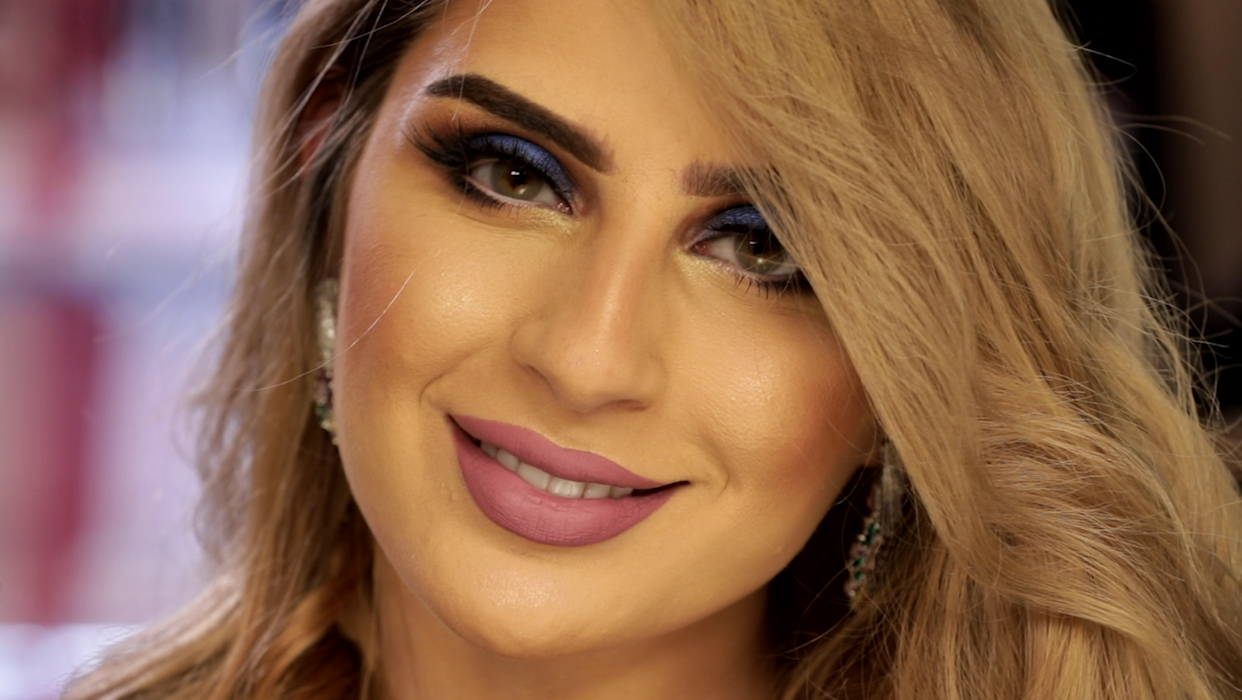 Makeup Tutorial by Jawaher on Hadeel Azawey