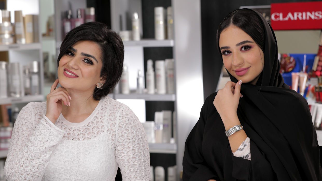 Makeup Tutorial by Jawaher and Manal Muffin