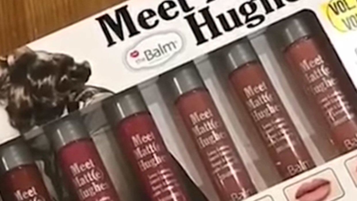 The Balm - Meet Matte Set by Fatima Al Arbeed