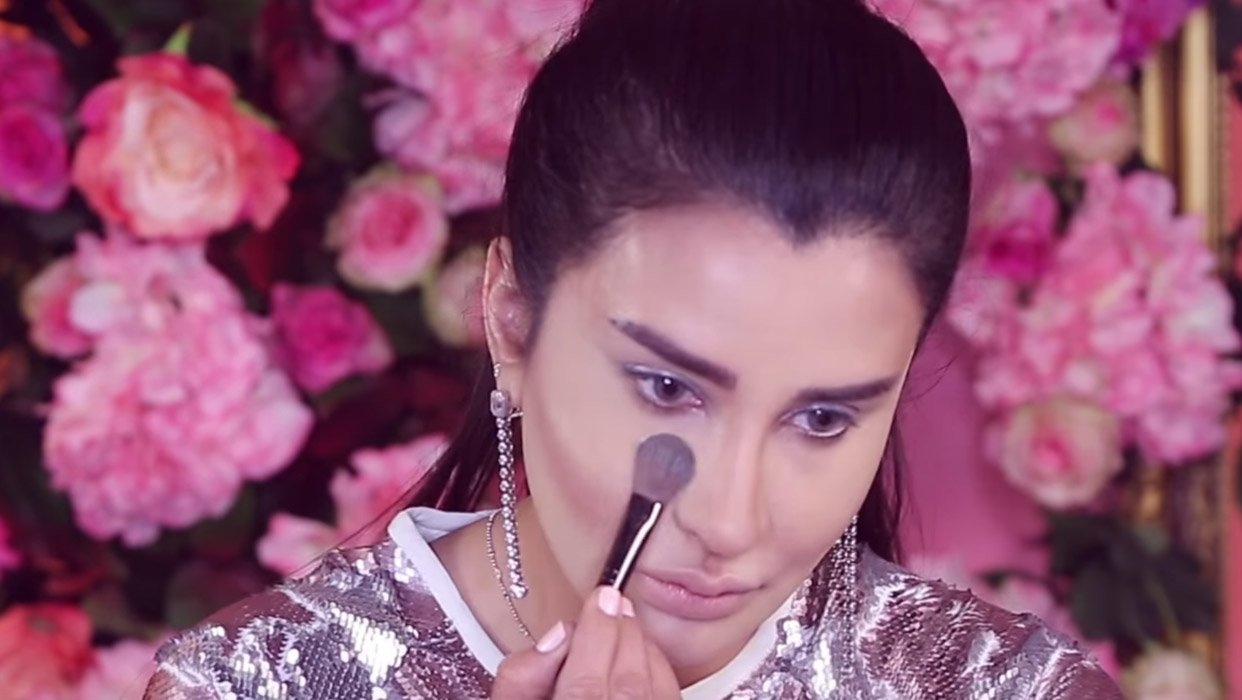 Makeup Tutorial by Abeer Al Yaseen