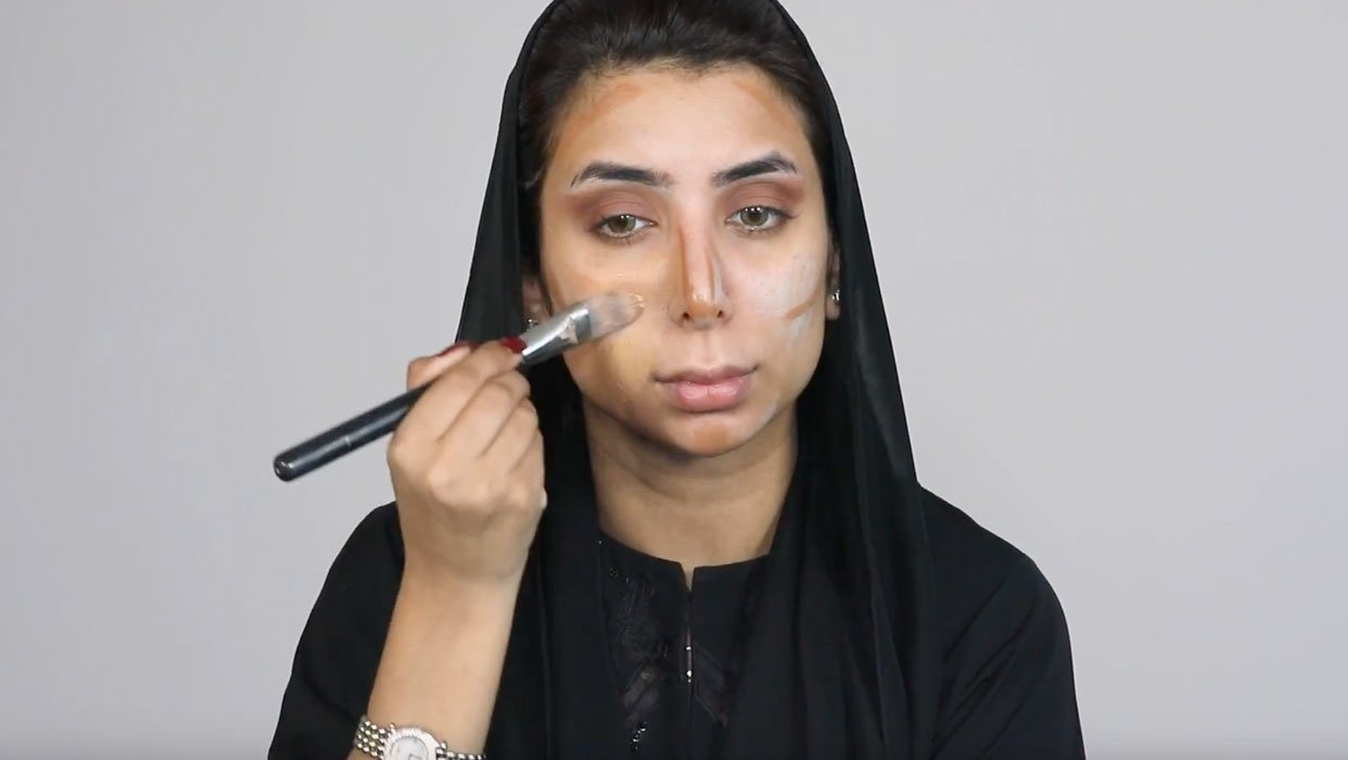 Makeup Tutorial by Mariam Al Yassi