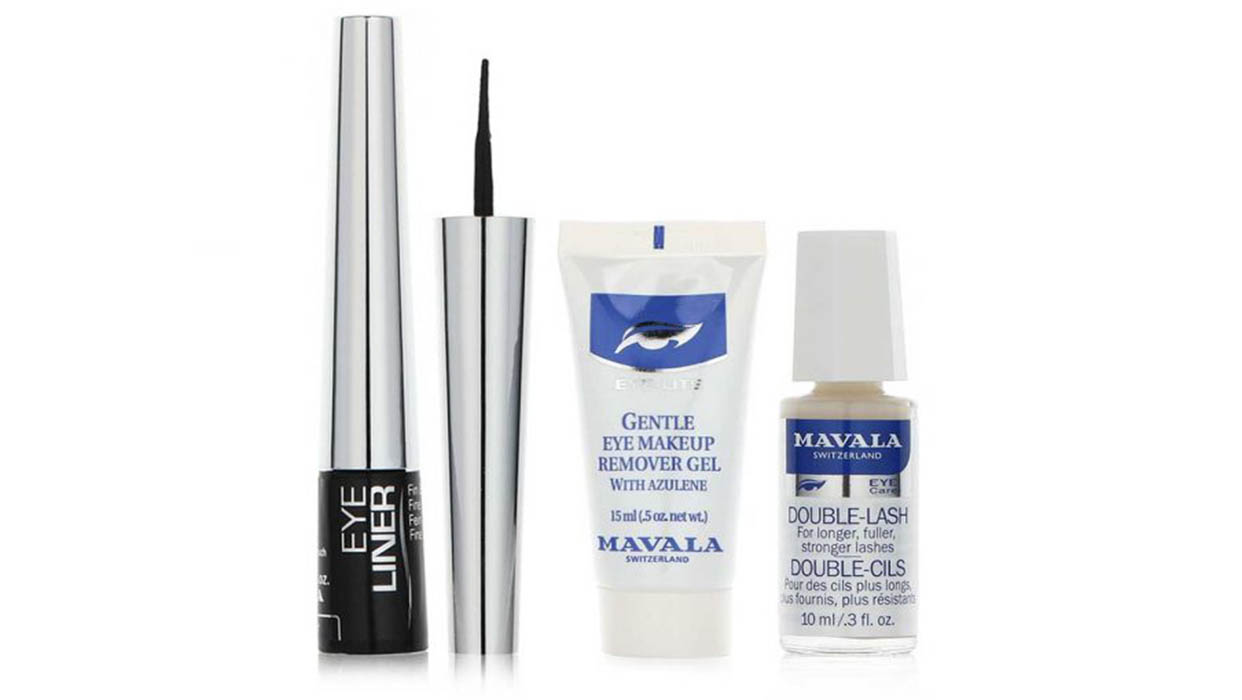 Haneen Alsaify Coverage on Double lash Kit by Mavala