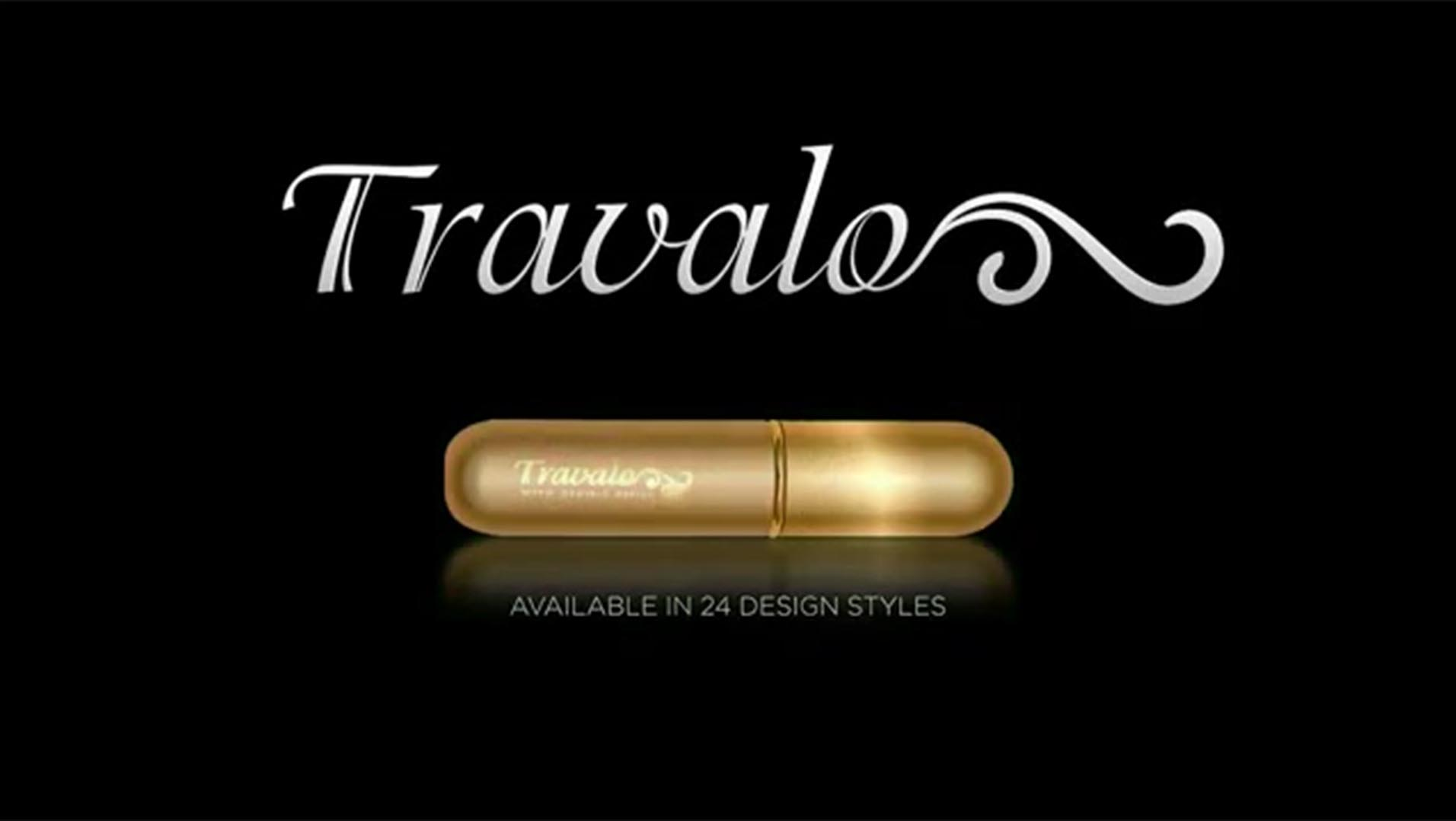 Travalo the ultimate perfume accessory.
